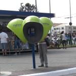 ブラジルの公衆電話